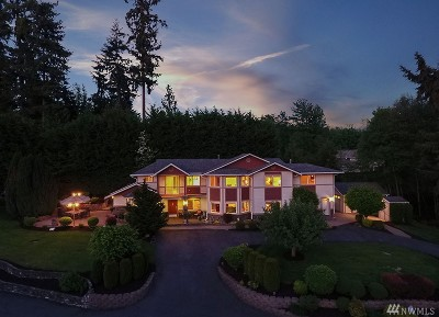 Bothell Single Family Home For Sale: 5824 172nd St SE
