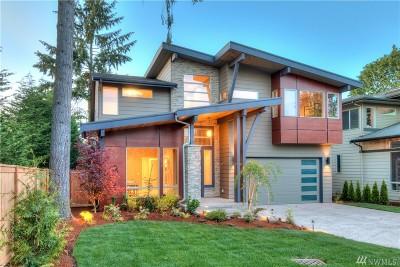 Kirkland Single Family Home For Sale: 13102 NE 97th St #1