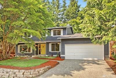 Kirkland Single Family Home For Sale: 9310 NE 141st Place
