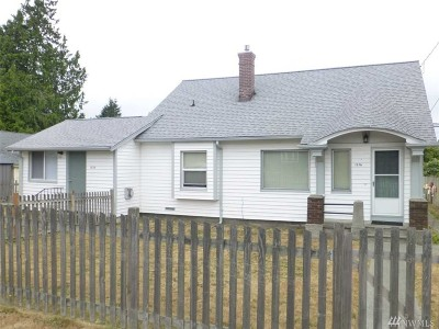 Anacortes Single Family Home For Sale: 1216 12th St