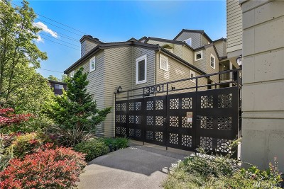Seattle Condo/Townhouse For Sale: 3901 Fremont Ave N #107