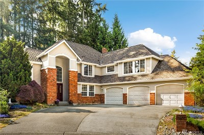 Mill Creek Single Family Home For Sale: 15118 16th Ave SE