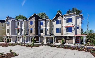 Everett Single Family Home For Sale: 12925 3rd Ave SE #B6