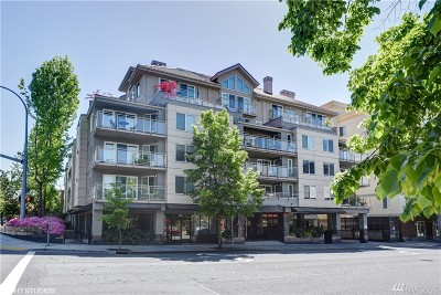 Bellevue Condo/Townhouse For Sale: 11011 NE 12th St #405