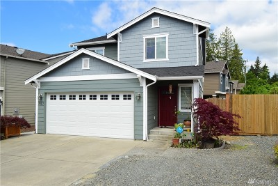 Lake Stevens Single Family Home For Sale: 7427 19th Place SE