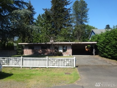 Renton Single Family Home For Sale: 13222 SE 151 St