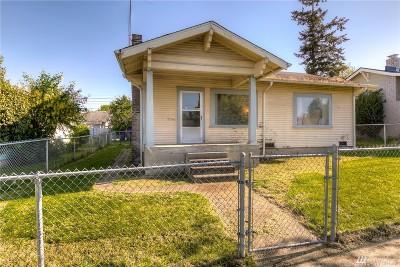 Tacoma WA Single Family Home For Sale: $234,500