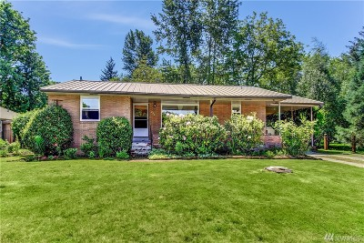 Issaquah Single Family Home For Sale: 295 NW Cherry Place