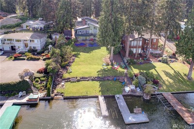 Bonney Lake Single Family Home For Sale: 5634 195th Place E