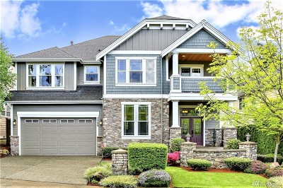 Bellevue Single Family Home For Sale: 11139 SE 61st Place