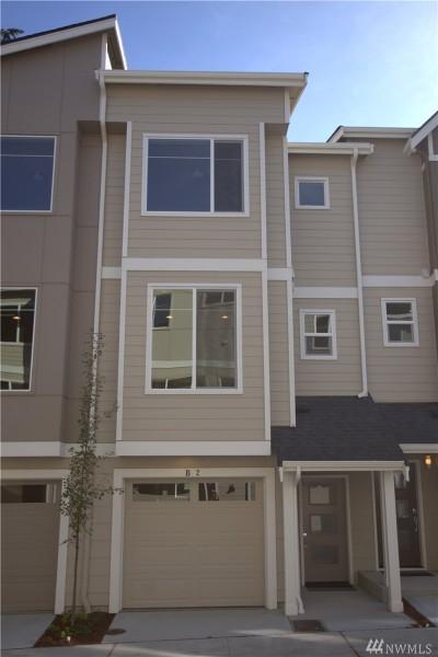 Everett Single Family Home For Sale: 12925 3rd Ave SE #B2