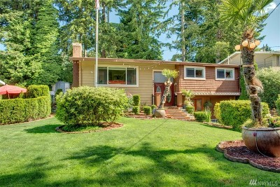 Edmonds Single Family Home For Sale: 9903 227th Place SW