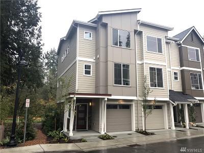 Everett Single Family Home For Sale: 12925 3rd Ave SE #B1