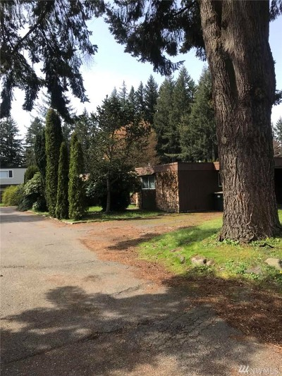 Thurston County Multi Family Home For Sale: 1313 Boone St SE