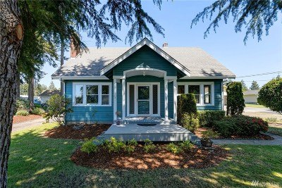 Bellingham WA Single Family Home For Sale: $459,000