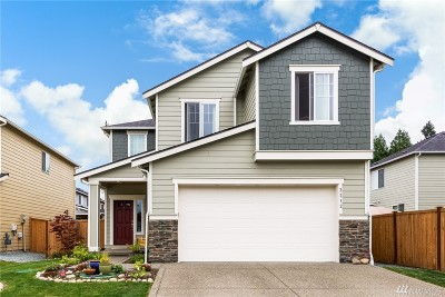 Thurston County Single Family Home For Sale: 2232 Ava St SE