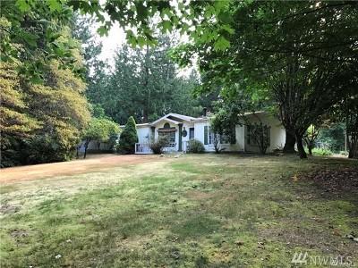 Mason County Single Family Home For Sale: 11 E Myers Ct