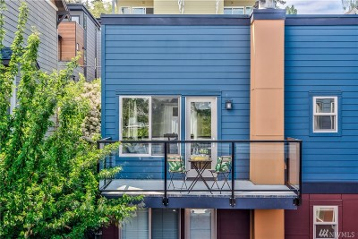 Seattle Condo/Townhouse For Sale: 29 Etruria St #B505