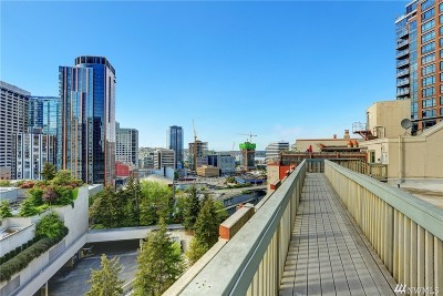 Condo/Townhouse Sold: 1400 Hubbell Place #1213