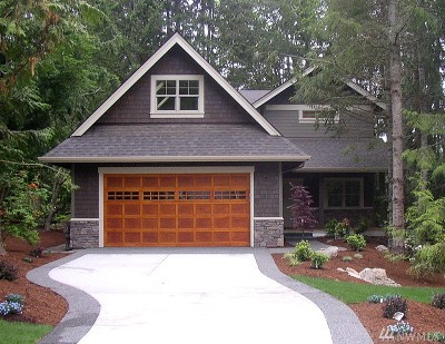 Bellingham WA Single Family Home For Sale: $589,500