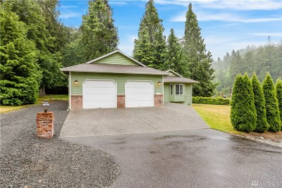 Stanwood Single Family Home For Sale: 15311 81st Ave NW