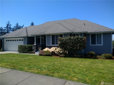 Bellingham WA Single Family Home For Sale: $420,000