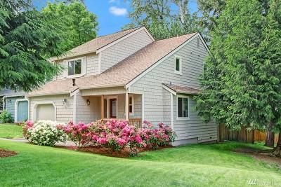 Redmond Single Family Home For Sale: 7813 140th Place NE