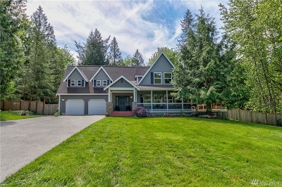 Redmond Single Family Home For Sale: 26515 NE 15th St