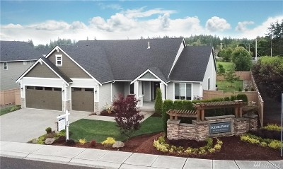 Buckley Single Family Home For Sale: 7913 227th Av Ct E