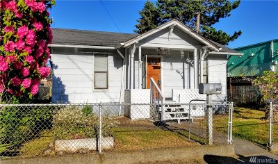 Seattle Single Family Home For Sale: 8852 11th Ave SW