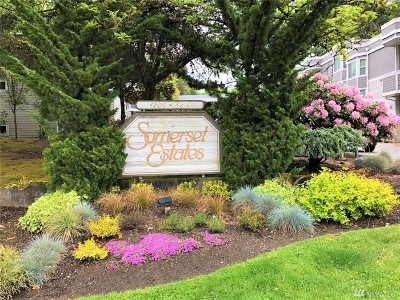 Bellevue Condo/Townhouse For Sale: 4202 Factoria Blvd SE #D8