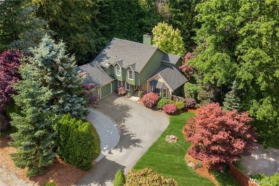 Woodinville Single Family Home For Sale: 4929 215th St SE