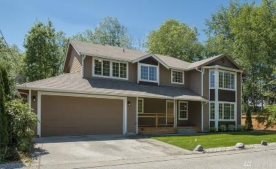 Everett Single Family Home For Sale: 118 W McGill Ave