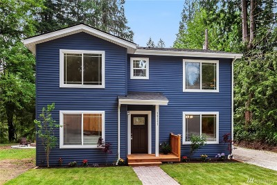 Woodinville Single Family Home For Sale: 24202 85th Ave SE