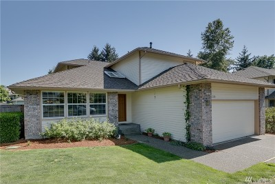 Bothell Single Family Home For Sale: 3210 210th St SE