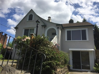 Seattle Single Family Home For Sale: 2535 NE 94th St