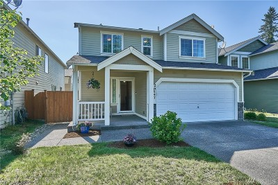 Maple Valley Single Family Home For Sale: 26147 243rd Pl SE