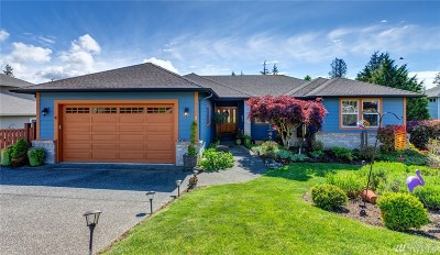 Bellingham WA Single Family Home For Sale: $725,000