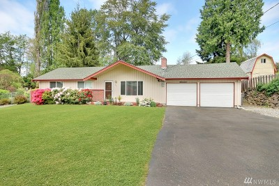 Federal Way Single Family Home For Sale: 846 S 318th St