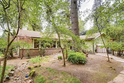 Woodinville Single Family Home For Sale: 18859 NE 155th St