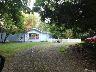 Gig Harbor Single Family Home For Sale: 12422 122nd St NW