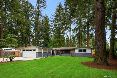 Bellevue Single Family Home For Sale: 2412 160th Ave NE