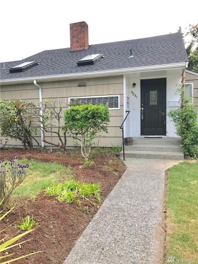 Seattle Single Family Home For Sale: 9231 26th Ave SW