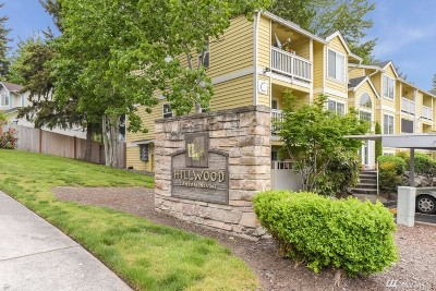 Des Moines Condo/Townhouse For Sale: 23410 18 Ave S #B-302