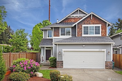 Woodinville Single Family Home For Sale: 12936 NE 198th Place
