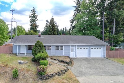 Federal Way Single Family Home For Sale: 35606 13th Ave SW