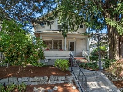 Everett Single Family Home For Sale: 2110 Rockefeller Ave