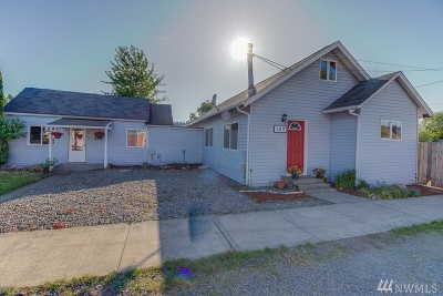Tenino Single Family Home For Sale: 183 Howard St N
