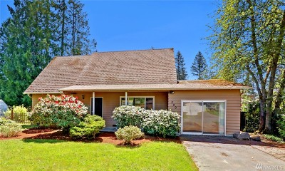 Bothell Single Family Home For Sale: 220 219th Place SE