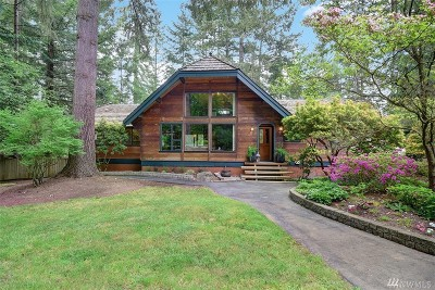 Bothell Single Family Home For Sale: 17719 7th Ave W